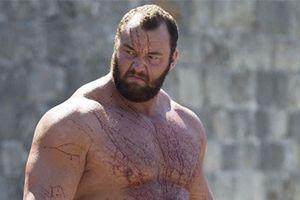 'Ngọn Núi' của 'Game of Thrones' là người đàn ông khỏe nhất thế giới