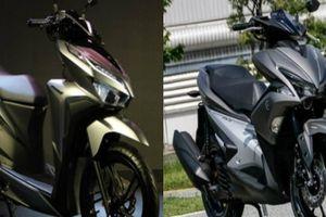 Thích xe ga Thái, chọn Honda Click 150i hay Yamaha Aerox 155 ABS?