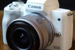 Canon trình làng máy ảnh mirrorless EOS M50 và bộ đôi DSLR giá rẻ