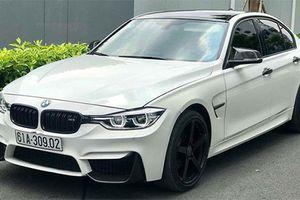 BMW 3-Series giá 1,77 tỷ 'nâng đời' M3 cả trăm triệu tại VN