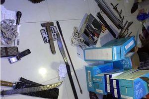 Hải Phòng: Phát hiện kho chứa số lượng lớn vũ khí tại nhà 'đạo chích'