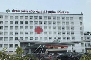 Bệnh viện Đa khoa Nghệ An thành lập khoa Ung bướu 'chui'?
