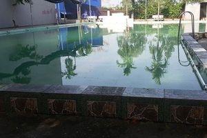 Học sinh 12 tuổi đuối nước tử vong tại bể bơi tự phát…