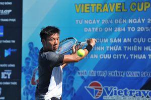Tay vợt 16 tuổi hạ Hoàng Nam, vô địch Vietnam F1 Futures