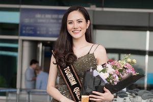Diệu Linh trở thành thí sinh đầu tiên đặt chân đến đấu trường nhan sắc Miss Tourism Queen International 2018