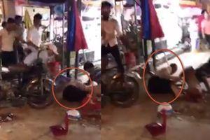Ăn quỵt ở Việt Nam, khách Trung Quốc bị đánh bầm dập, ông Tây chạy trối chết
