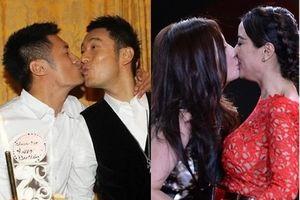 Những nụ hôn đồng tính ồn ào nhất làng showbiz Hoa ngữ