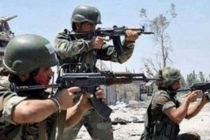 Quân đội Syria kiểm soát vùng Bắc al-Hajar al-Aswad