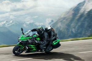Giá xe Kawasaki Ninja H2 SX chính hãng về Việt Nam bao nhiêu?