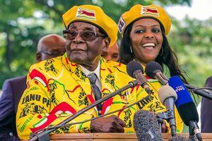 Tổng thống Zimbabwe bị giam lỏng, cựu cấp phó lưu vong tạm nắm quyền