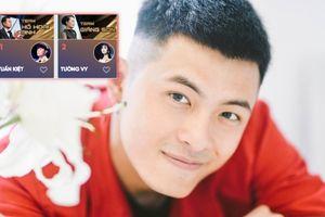 Gin Tuấn Kiệt hát chay quá mượt: Không hổ danh 'soái ca' dẫn đầu bảng vote 'Sing My Song'