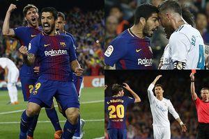 Dư âm Barca 2-2 Real: 'Siêu kinh điển' đúng nghĩa