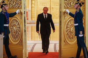 Lễ nhậm chức lần thứ 4 của Tổng thống Putin có gì đặc biệt?