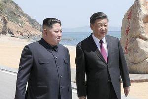 Ông Tập bất ngờ đón khách 'bí ẩn' Kim Jong Un ở Đại Liên