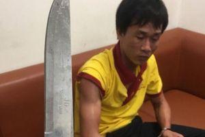 Tài xế taxi đã dùng dao tấn công nhân viên an ninh hàng không
