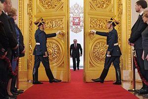 Bên trong Điện Kremlin dát vàng có gì đặc biệt?