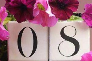 8 gợi ý quà tặng 'độc nhất' ngày 8/3 Quốc tế phụ nữ dành tặng mẹ