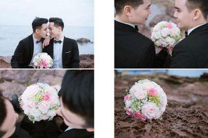 Hai trai đẹp đất Cảng làm đám cưới gây xôn xao là ai?