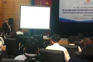Hỗ trợ doanh nghiệp Việt Nam tham gia mạng phân phối nước ngoài