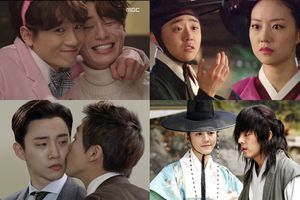 4 cặp đôi đồng giới của màn ảnh Hàn Quốc thắng giải 'Best couple'