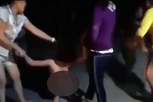 Tạm giữ hình sự 2 phụ nữ đánh ghen, lột quần áo 'tình địch' ở Hải Phòng