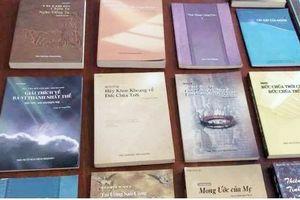 Ngăn chặn Hội Thánh Đức Chúa Trời hoạt động trái phép ở Ninh Thuận