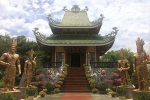 Quy hoạch tượng đài Quốc tổ Hùng Vương: Sẽ không vượt quá 6 công trình