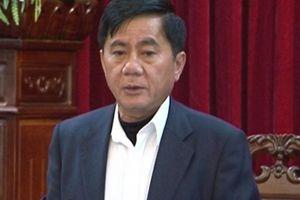Ông Trần Cẩm Tú thay ông Trần Quốc Vượng làm Chủ nhiệm Ủy ban Kiểm tra T.Ư