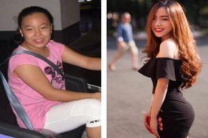 Màn dậy thì mãn nhãn của cô gái gốc Việt có dòng máu lai Hàn