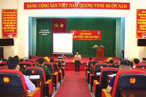 Hà Giang: Tập huấn y học gia đình cho lực lượng quân y và cán bộ y tế ở khu vực biên giới