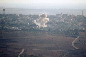 Israel tấn công tên lửa Syria sau khi Mỹ rút khỏi thỏa thuận hạt nhân Iran