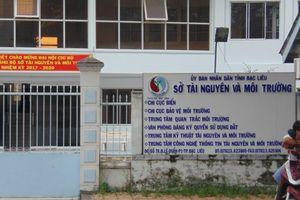 Ba cán bộ Trung tâm Kỹ thuật TN&MT Bạc Liêu hầu tòa
