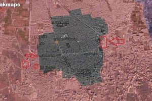 Quân tinh nhuệ Syria tiến công diệt IS trong tử địa Yarmouk