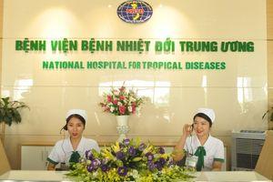 Bệnh viện Bệnh Nhiệt đới Trung ương: Ra mắt tổng đài tư vấn sức khỏe và phòng chống dịch