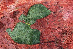 Nga càn quét, quân đội Syria sắp tung đòn chia cắt Đông Ghouta