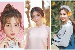 Lộ diện những thí sinh có nhan sắc cực ấn tượng ở vòng loại cuộc thi ảnh 'Nét đẹp sinh viên'
