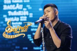 Gin Tuấn Kiệt: 'Nếu thắng Sing My Song là trời cho, còn không thì xem như trò chơi đi'