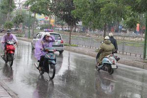 Dự báo thời tiết ngày 9/5: Hà Nội đón mưa giông, chấm dứt nắng nóng