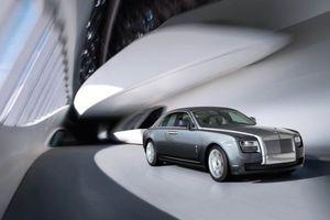 Lỗi hệ thống bơm nước, xe siêu sang Rolls-Royce Ghost bị triệu hồi