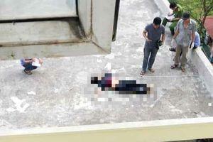 Nam thanh niên nhảy từ tầng 11 bệnh viện tự tử