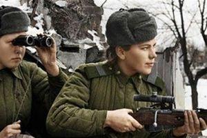 Có kẻ muốn quên chiến tranh vệ quốc của Liên Xô?