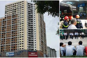 Lộ thông tin sốc về CĐT tòa nhà MB Grand Tower vừa bị cháy