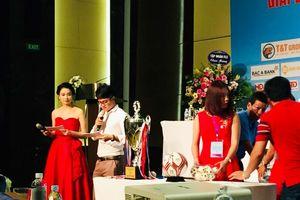Diễn viên, họa sĩ Lương Giang tiếp tục làm MC chương trình Press Cup mùa 3