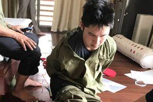 Hà Tĩnh: Thiếu tướng công an trực tiếp bắt tên cướp tại nhà con gái ruột