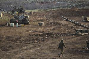 Loạt video xung đột giữa Israel-Iran bùng nổ tại Cao Nguyên Golan
