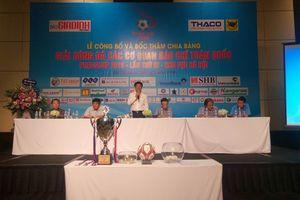 Chính thức khởi động Giải bóng đá các Cơ quan Báo chí toàn quốc - Press Cup - Lần thứ III - năm 2018