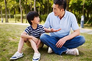 22 câu hỏi để mở đầu trò chuyện, lắng nghe và hiểu con nhiều hơn