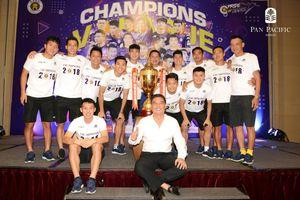 CLB Hà Nội vô địch giải V-LEAGUE 2018