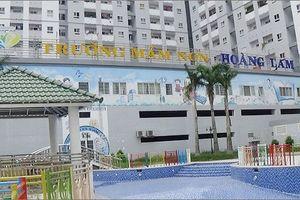 Trường Mầm non Hoàng Lam bị thu hồi giấy phép