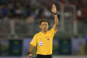'Trọng tài có lý do khi rút thẻ đỏ với Thành Lương'